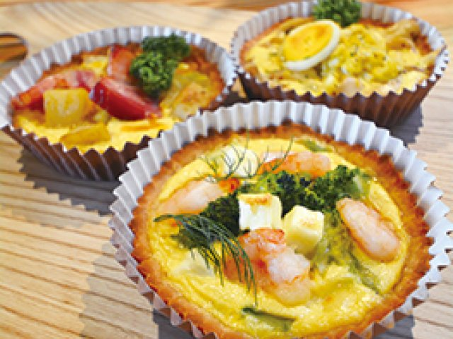 Hakusan Quiche House QUI